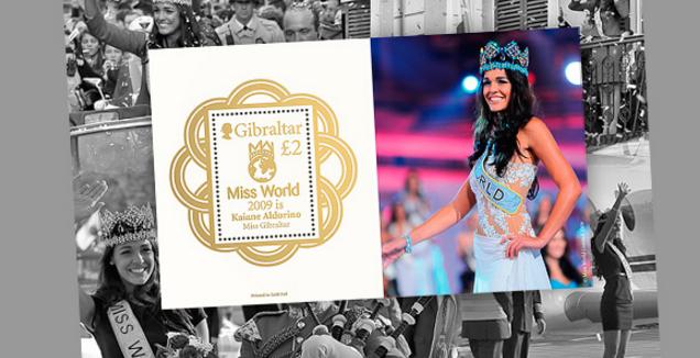 Kaiane Aldorino, un sello de Miss Mundo