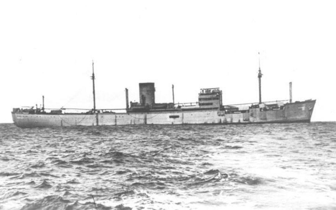 Atlantis, buque corsario