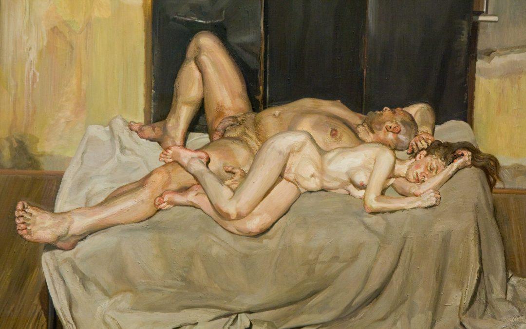 Freud, la crudeza del desnudo