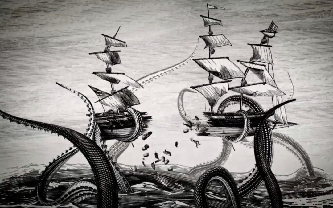 Kraken, cuarto y mitad