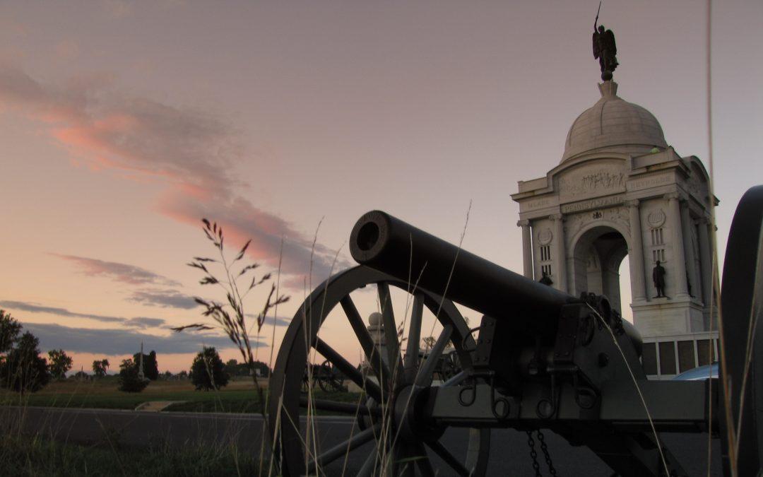Unos días en Gettysburg