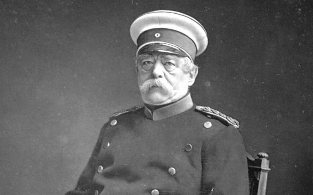 Bismarck, otra voz atiplada