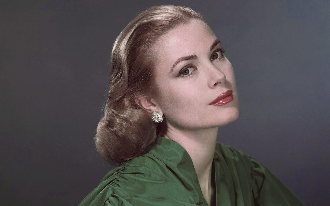 Grace Kelly, sana y salva