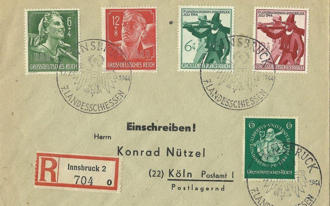 Una carta nazi