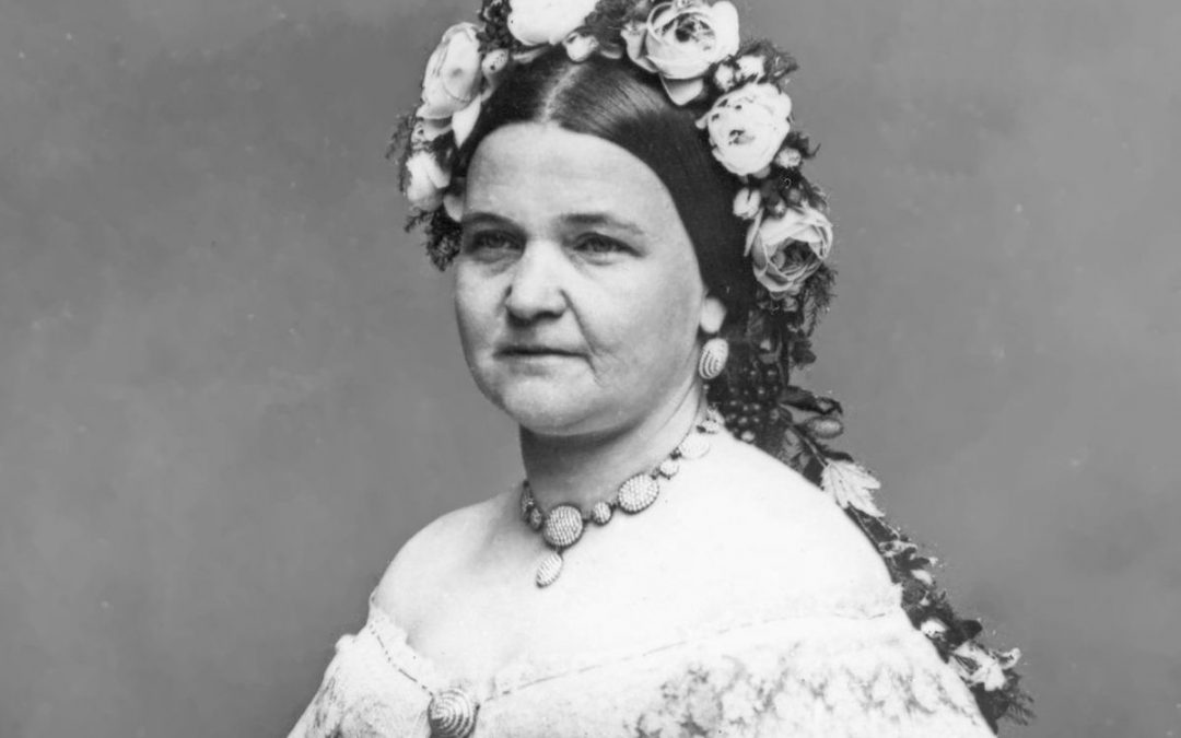 Mary Todd, sombra de Lincoln
