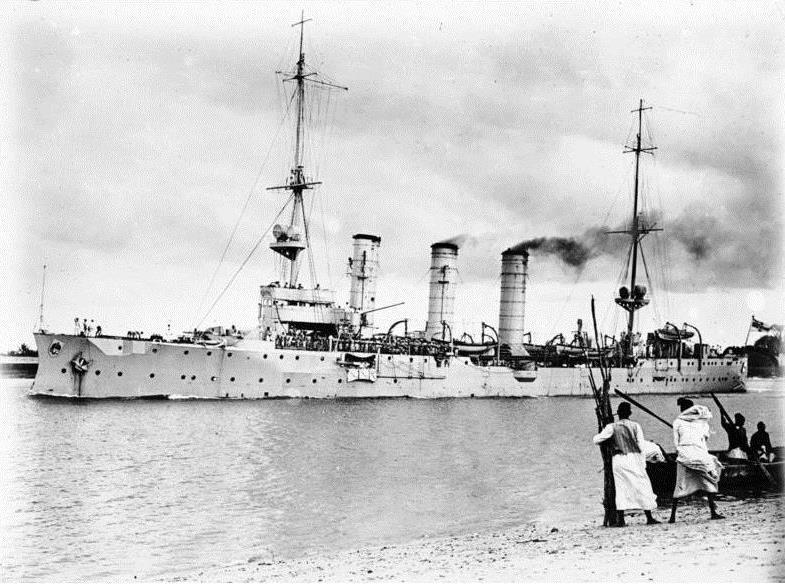 Corto Maltés en el Königsberg