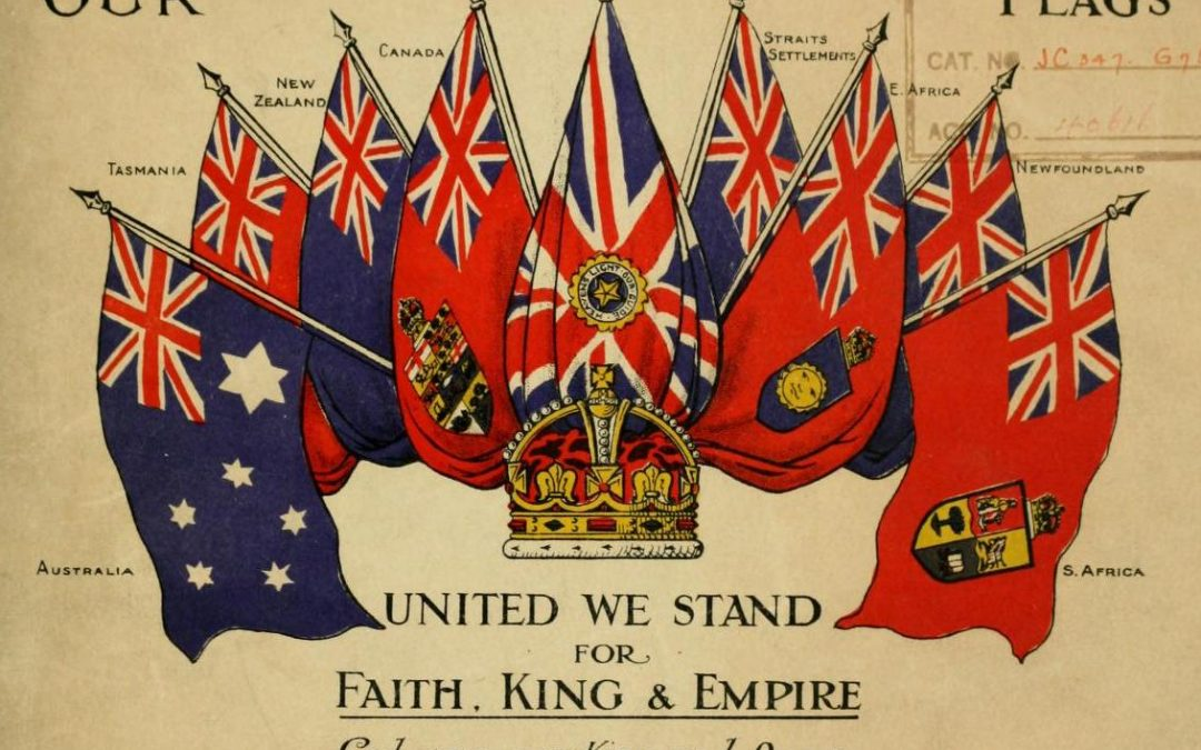 Imperio británico, actualización