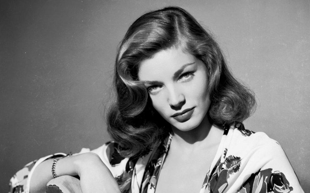 Lauren Bacall, eterna