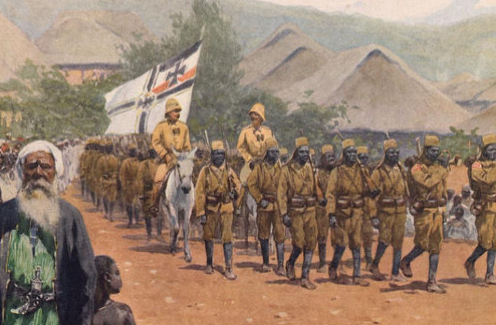 Lettow-Vorbeck: cómo sobrevivir al Imperio Británico