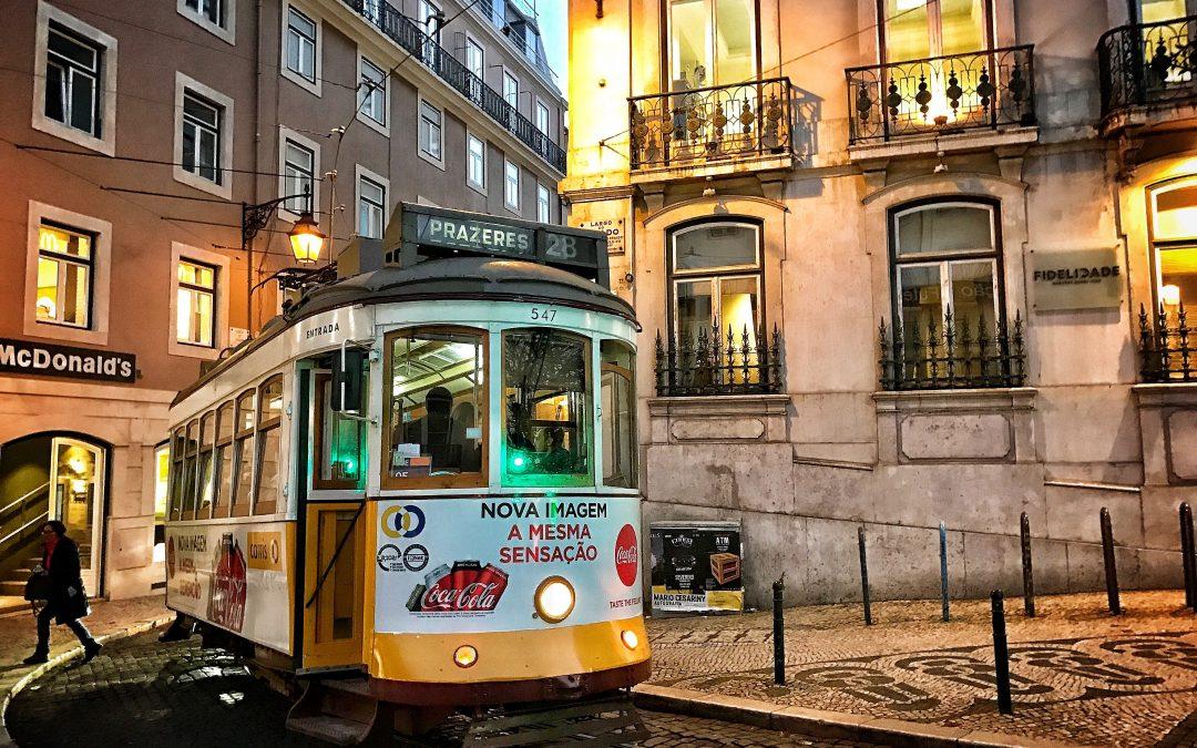 Enero en Lisboa