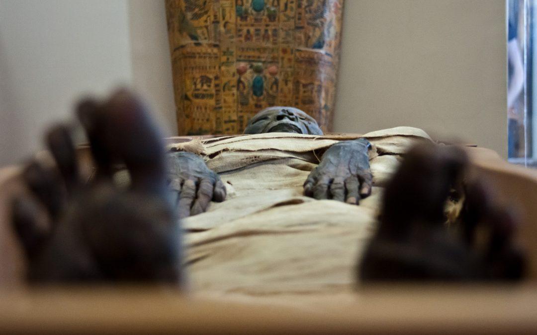 Una de momias
