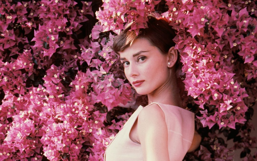 Audrey en color