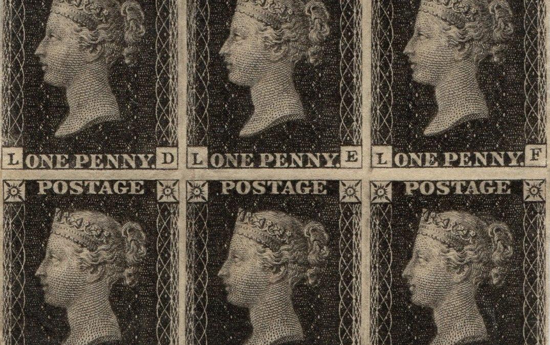 Penny black, invento burgués