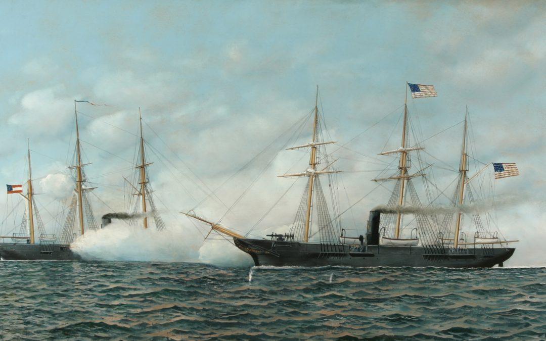 CSS Alabama, corsario confederado