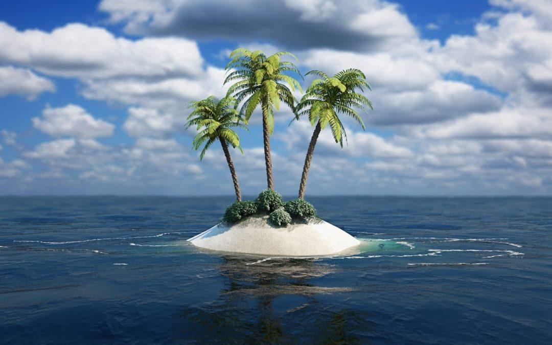 Islas y tumbas