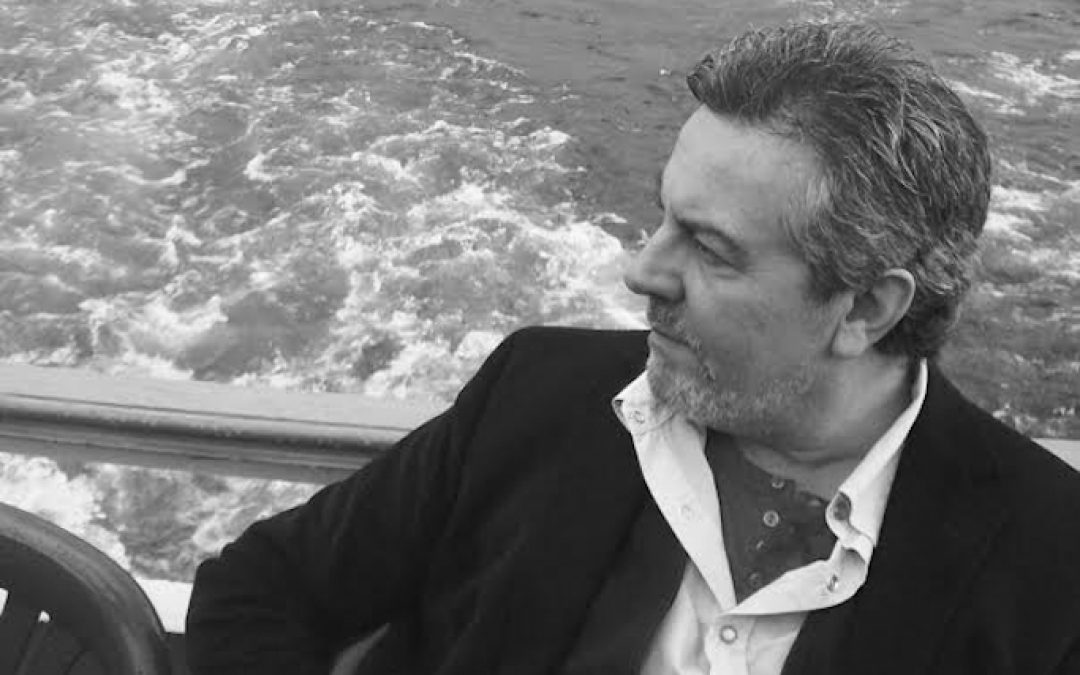 """Benítez Reyes: """"El mayor privilegio es escribir lo que me apetece"""""""