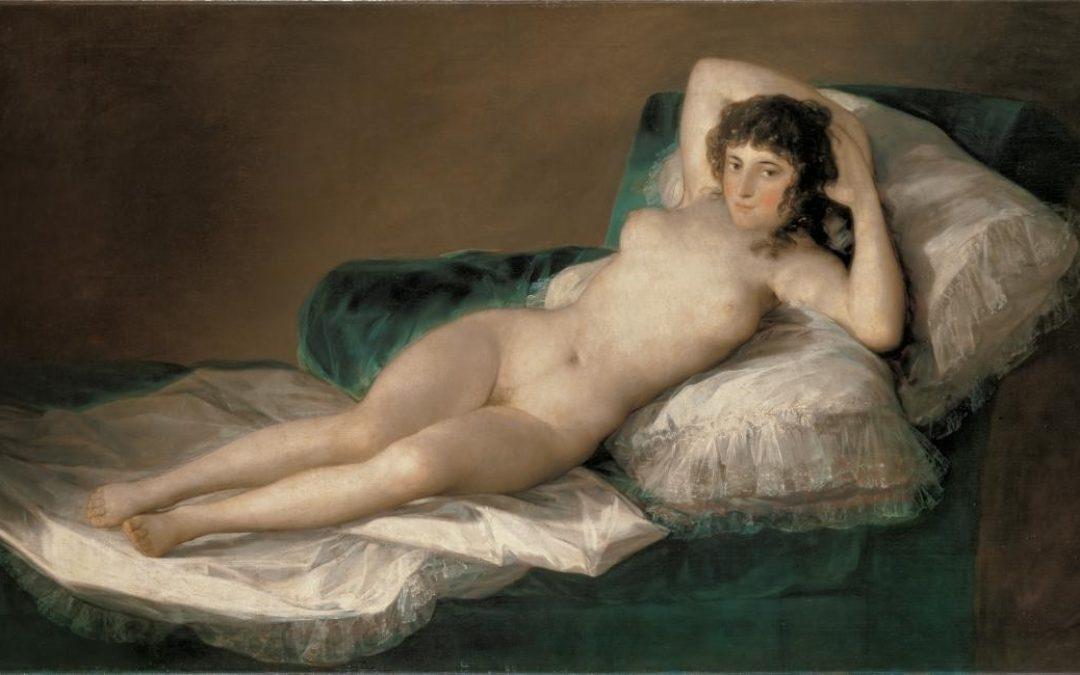 El primer desnudo