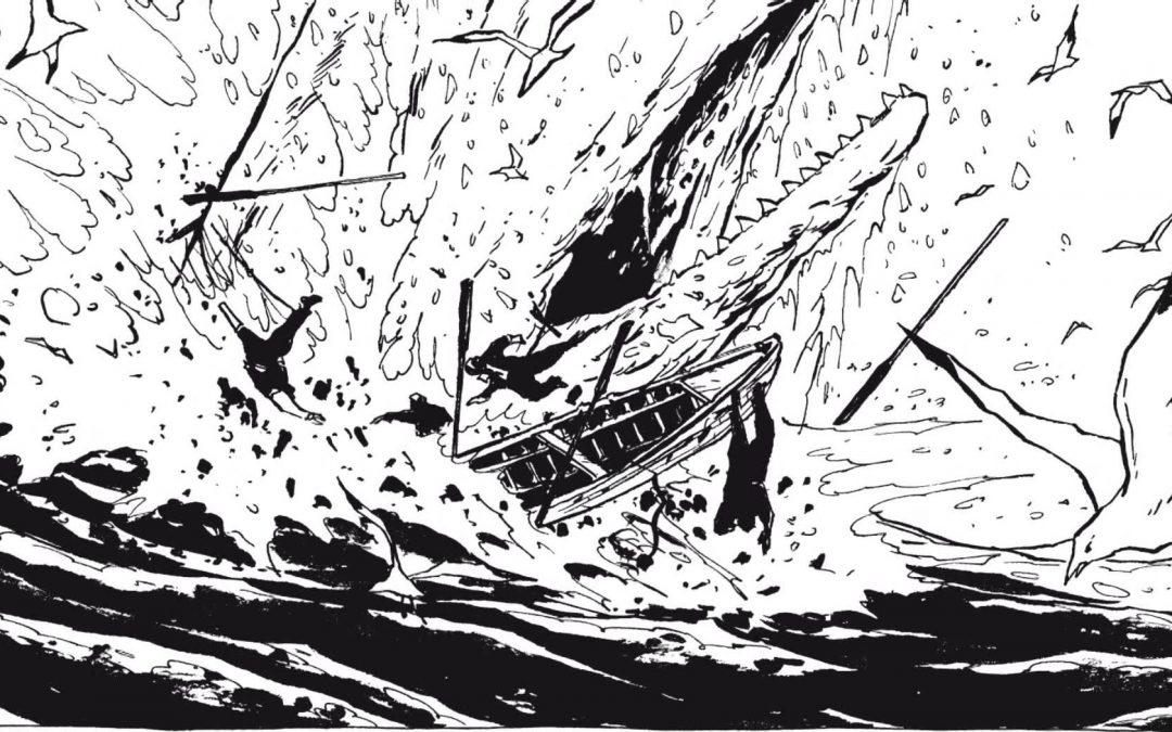 Hola otra vez, Moby Dick