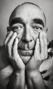 Retrato de Alberto Otero a Bruto Pomeroy