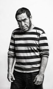 Retrato Alberto Otero Bruto Pomeroy
